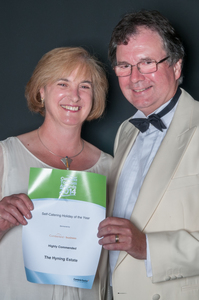 Cumbria Tourism 2014 Highly Commended