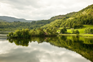 Rydal Water (c) Dave Willis and Cumbria Tourism