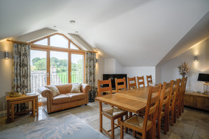 Dining for up to 10 in The Granary (Beckside Barns standard configuration)