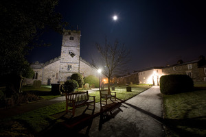 Christmas - Kirkby Lonsdale Church (c) Ben Barden and Cumbria Tourism