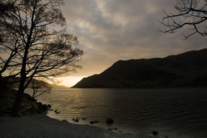 Dawn over Ullswater (c) Ben Barden and Cumbria Tourism