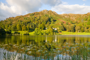 Loughrigg Tarn, Langdale (c) Dave Willis and Cumbria Tourism