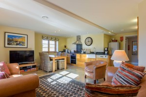 Open plan Living in The Old Forge