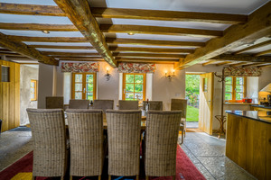 The Old Farmhouse Dining area