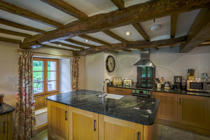Old Farmhouse Kitchen