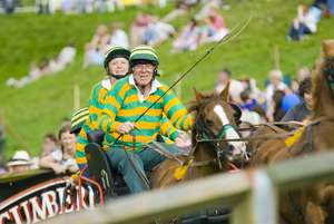 Lowther Horse Trials & Show (c) Dave Willis and Cumbria Tourism