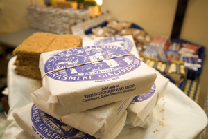 Grasmere Gingerbread (c) Dave Willis and Cumbria Tourism