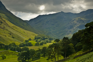 Grisedale valley, Patterdale (c) Dave Willis and Cumbria Tourism