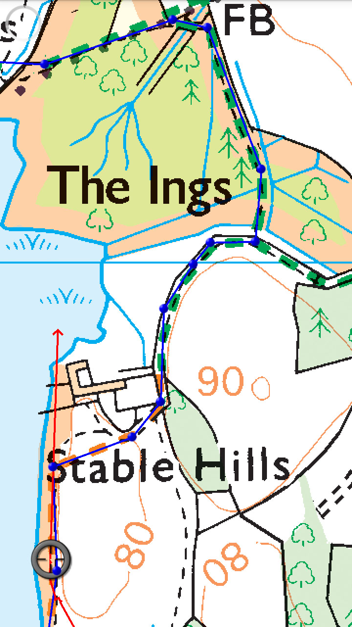 Map Of England 2016.Local Bike Rides Maps The Hyning Estate